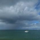 Grain en mer du côté de Tartane - Photo : Edgar
