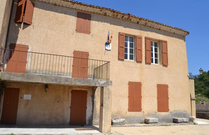 Mairie - Esparron-de-Verdon