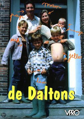 Мальчишки с улицы Дальтона / De Daltons. 1999-2000.