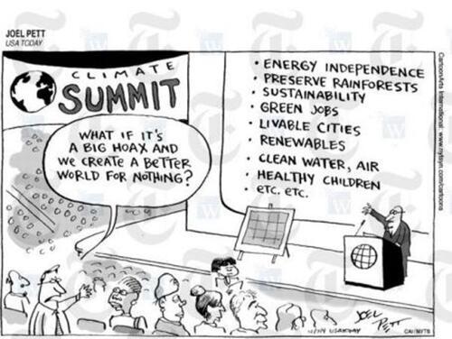 CLIMAT – A quoi sert la science, en fait ? E&E