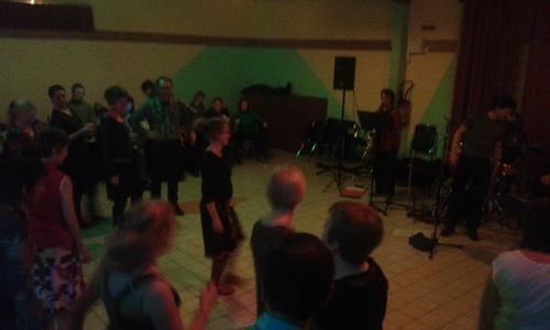 Samedi 14 Février 2015 à Laignes (21) avec Akrofolk