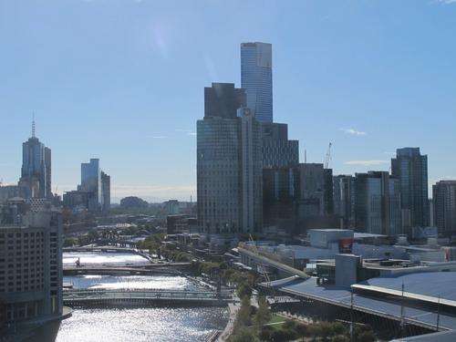Premières photos de Melbourne