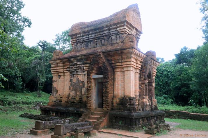 Le sanctuaire de Mi-Sön : groupe E, Vietnam 2019