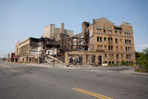 Motor City, Ville non-durable. La société est elle soluble dans le capitalisme ?