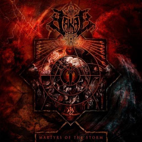 """SCARAB - Les détails du nouvel album Martyrs Of The Storm ; """"Coffin Texts"""" Lyric Video"""