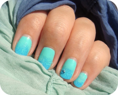 - Manucure de la mer -