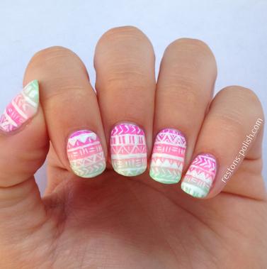DIY - Fabriquer son gommage pour les mains + Tuto Nail Art