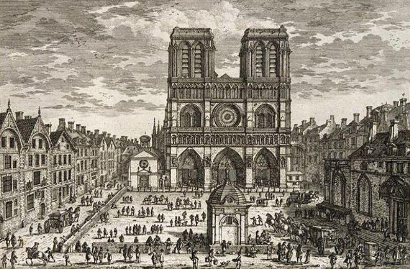 IV. Les Écoles du cloître de Notre-Dame de Paris