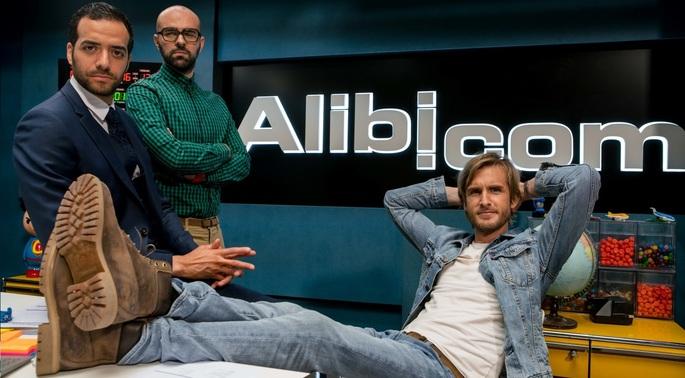 [UHD Blu-ray] Alibi.com