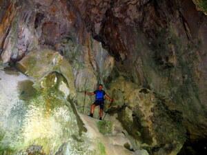 Grotte de la colonne