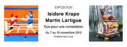 Expo 18 Krapo Lartigue