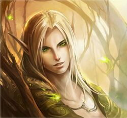 Fusion avec un elfe + passeur d'âme