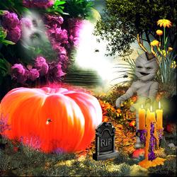 Halloween calendrier momie code inclu