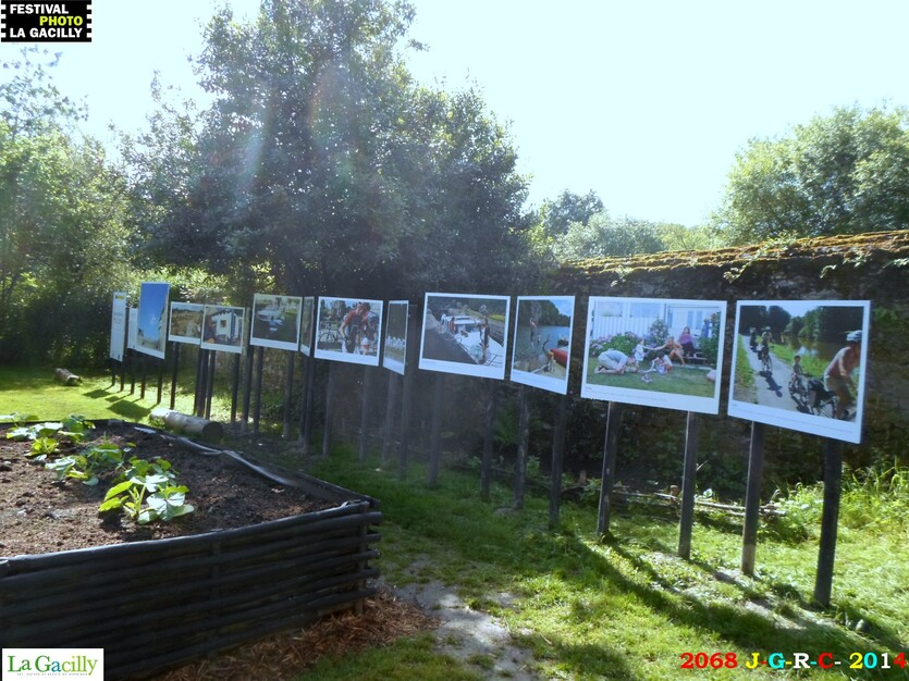 EXPOSITION PHOTO 2014 LA GACILLY 56 OUVERTURE OFFICIELLE 31/05/2014