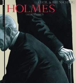 Holmes : L'adieu à Baker Street-couverture