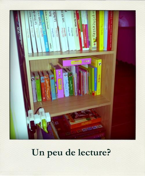 La bibliothèque de notre Grenouille