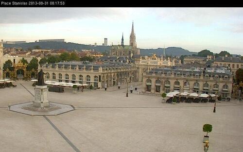 Histoire matinale de la Place Stanislas ...