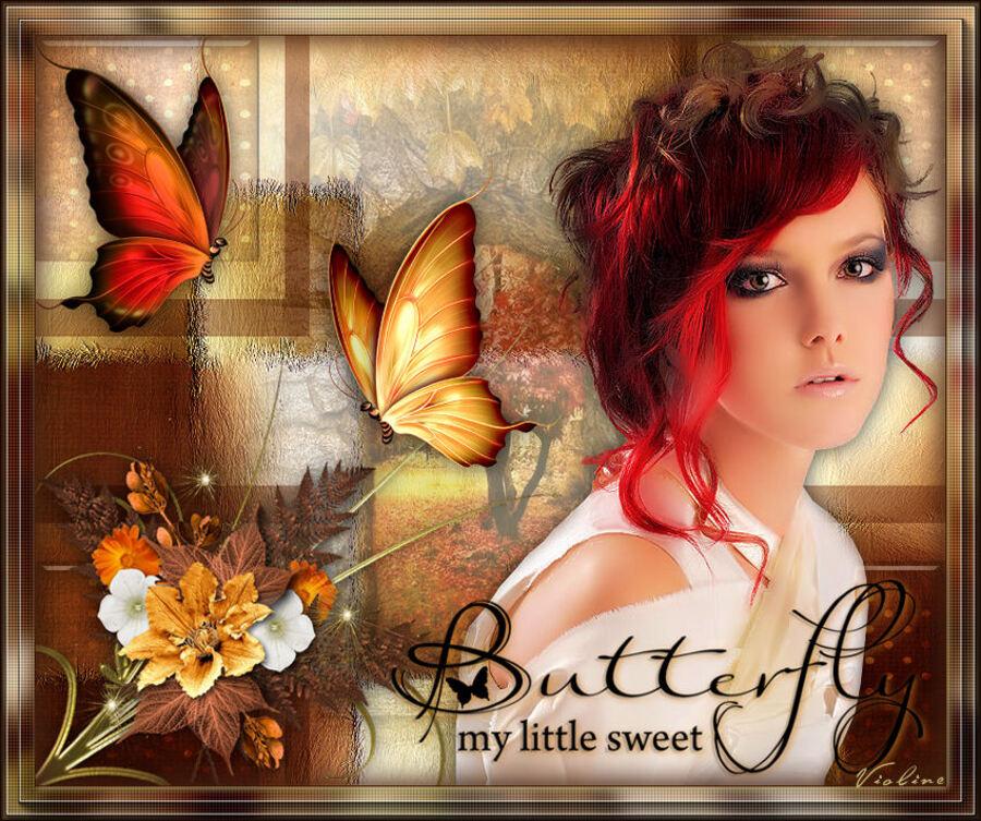 - Butterfly -
