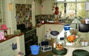 Hidden objects - Kitchen 2