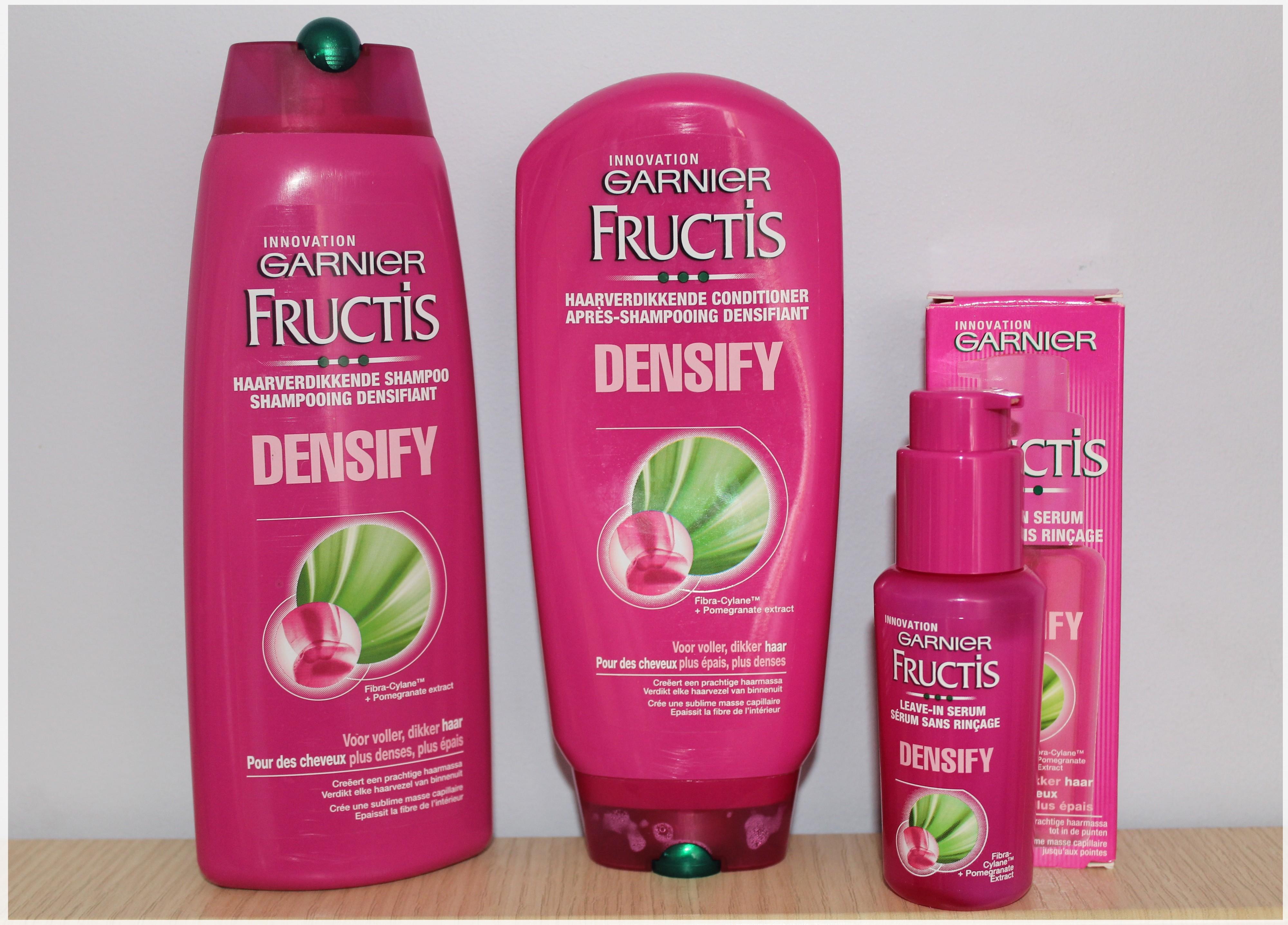 jai test garnier fructis avec les initis - Shampoing Qui Colore Les Cheveux