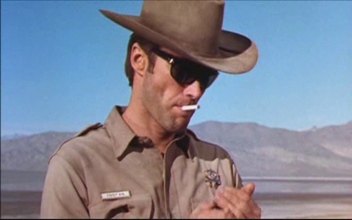 UN SHERIF A NEW YORK ( COOGAN'S BLUFF) - CLINT EASTWOOD BOX OFFICE 1969