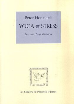 Yoga et stress - Peter Hersnack