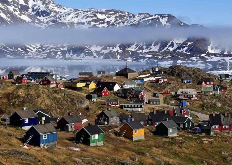 Images du monde : Groenland