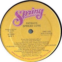 Fatback - Spread Love