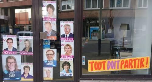 Wolu1200 : Qui a dit que les élections communales ne seraient pas humoristiques dans notre commune ?