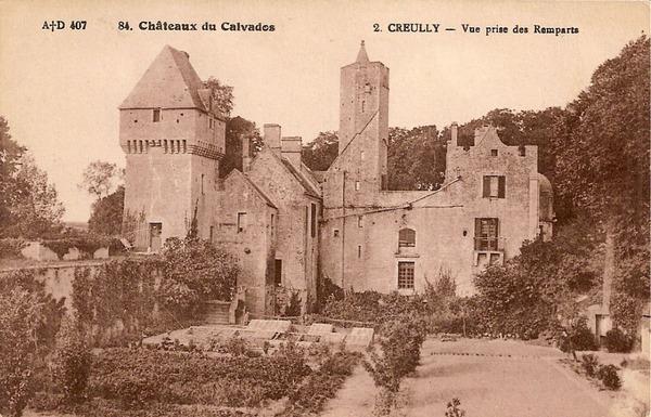 Château de Creully (Calvados)