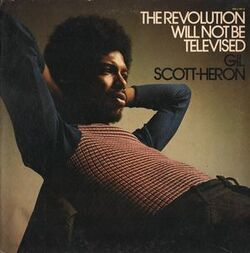 Gil Scott Heron - The Revolution Will Not Be Televised - Complete LP
