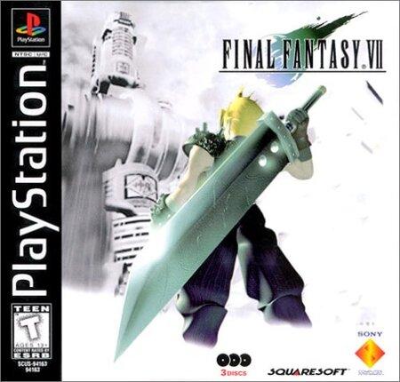 Final Fantasy 7 10/10
