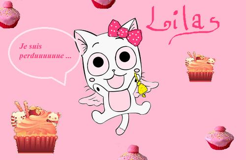 Lilas l'exceed de Princess Alia