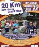 20 km de la Côte de Granit Rose -