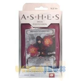 UltraJeux - Ashes : Les Héritiers Du Phénix Deck D'extension: Les Descendants De Sombreciel Jeu ...