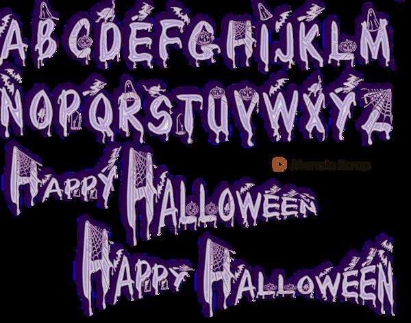 Alpha d'Halloween page 1