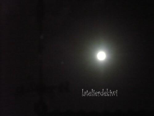 La plus grosse super lune du 21ème siècle