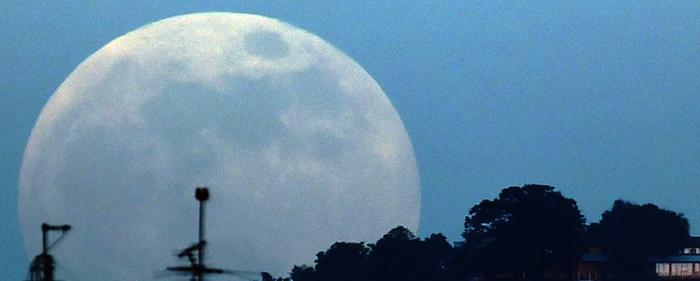 La pleine lune de lundi sera littéralement super