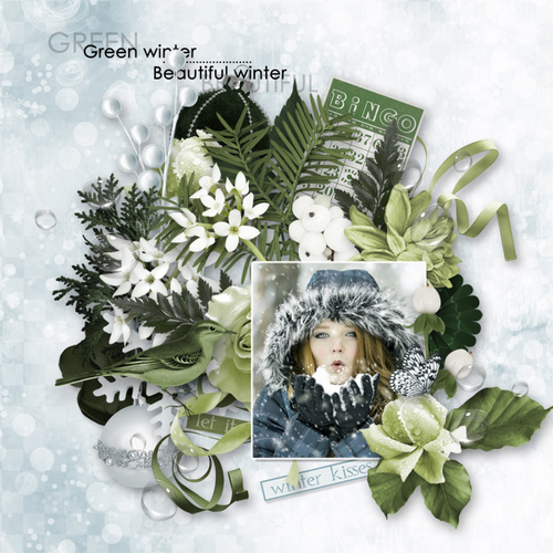Green winter