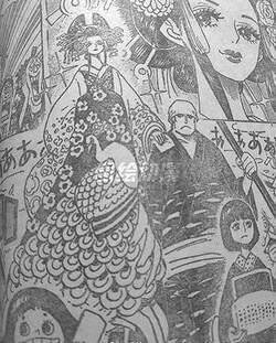 One Piece Spoils du Scan Chapitre 928 VF