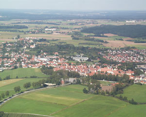 Blog de lisezmoi :Hello! Bienvenue sur mon blog!, L'Allemagne : La Bavière - Herrieden -
