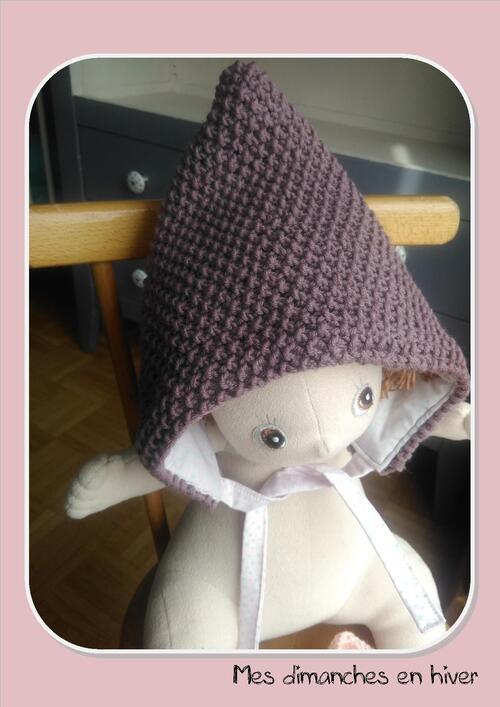 tricoter des chaussons et un beguin