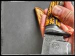 Fixe bois de cerf de Fabrice Delbart...