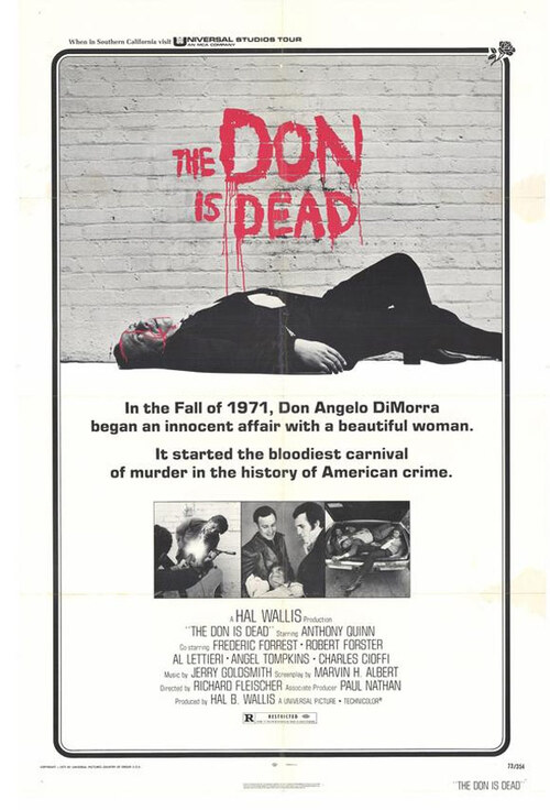 the don is dead box office usa 1973