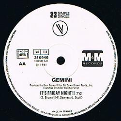 Gemini - It's Friday Night