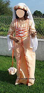robe médiévale 15