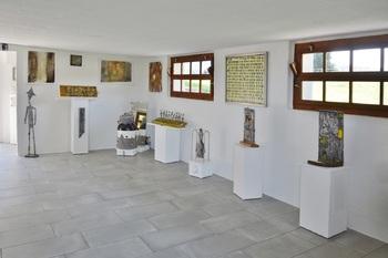 L'artiste peintre EWALD KAESER inaugure sa propre galerie d'art