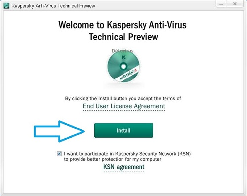 Kaspersky Antivirus 2013 Beta - Licence 3 mois gratuit