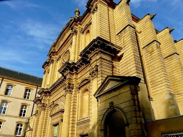 Metz l'église Saint-Clément 6 Marc de Metz 01 11 2012