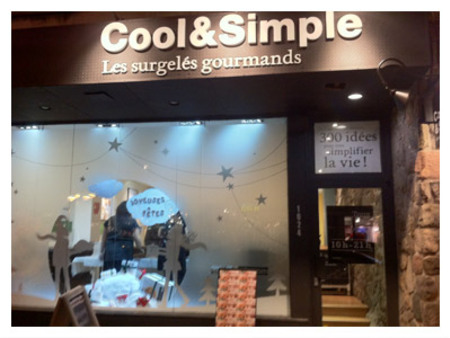 Magasins Divers:  Cool&Simple